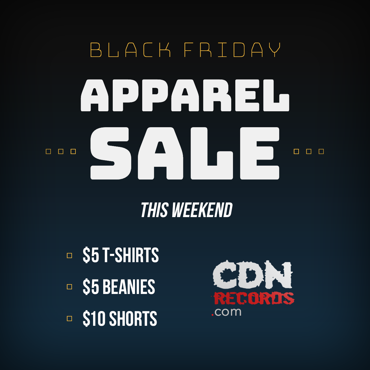 Black Friday 2019 promo graphic