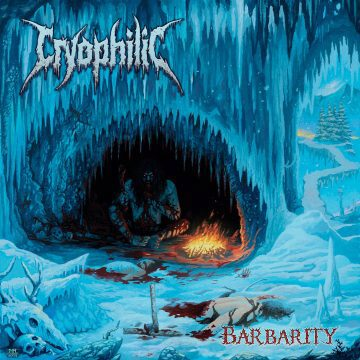 Album art for Barbarity by Cryophilic