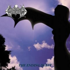 Cover art for Ending Quest LP by Gorement
