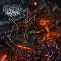 Cover art for Pariah Attestant by Bleeding Spawn