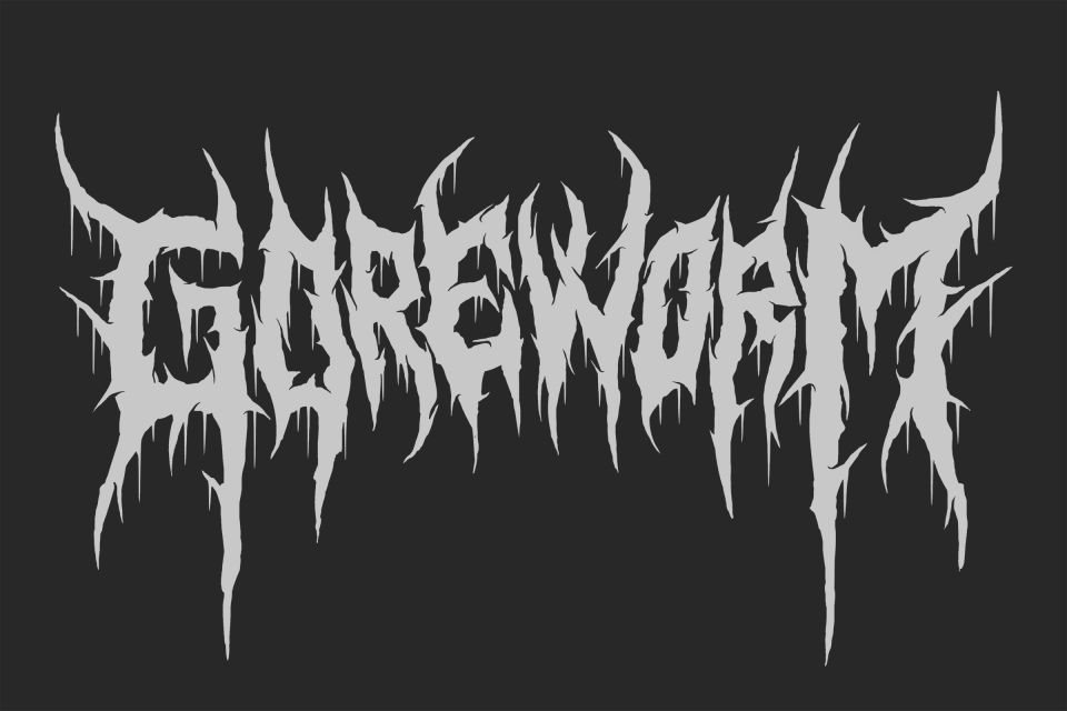 Goreworm band logo