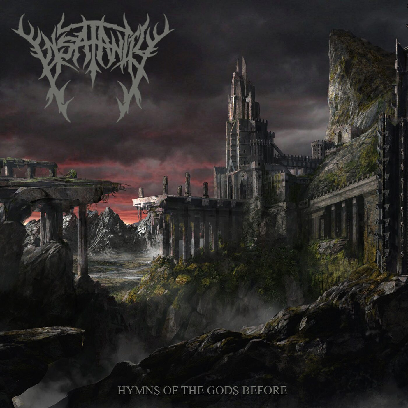 Album art for Hymns of the Gods Before by Insatanity