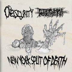 Cover art for New York Split of Death