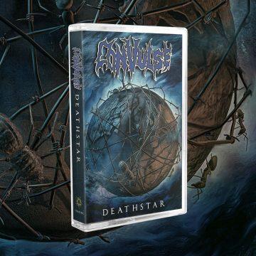 Convulse Deathstar cassette