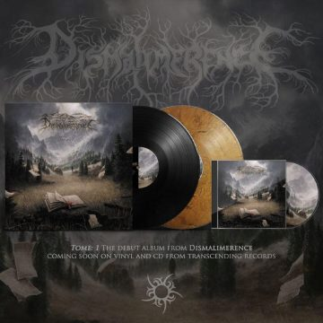 Tome 1 LP in black and gold variants