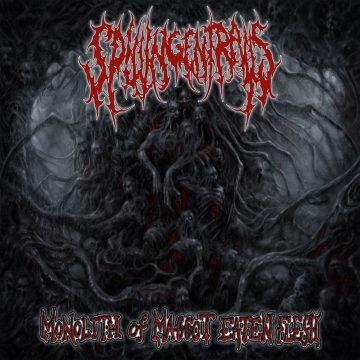 Cover art for Monolith of Maggot Eaten Flesh