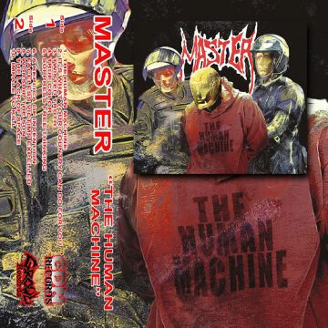 artwork for The Human Machine cassette