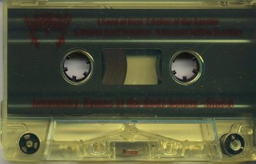 Hymns of the Gods Before cassette colour