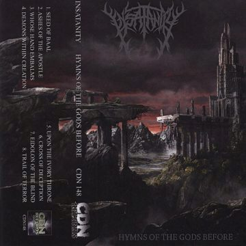 Cover art for Hymns of the Gods Before cassette