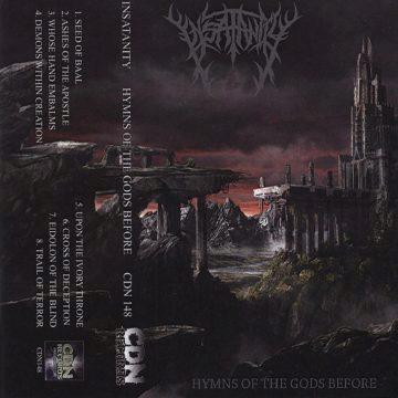 Cover art for Hymns of the Gods Before cassette