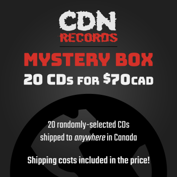 Poster for Canadian Mystery Box