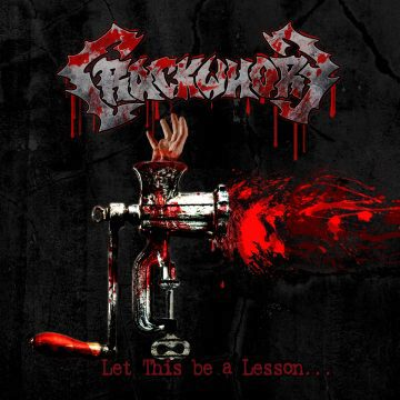 Cover art for Let This Be A Lesson by Crackwhore