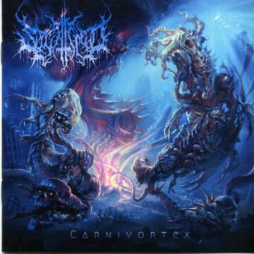 cover art for Splattered - Carnivortex