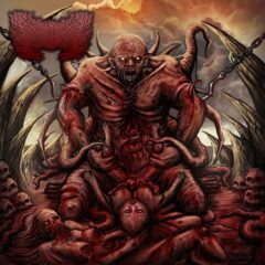 Cover for Infantectomy - Monstrous Obscenities