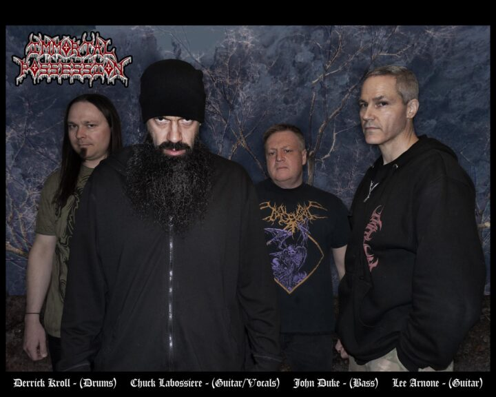 Band photo of Immortal Possession