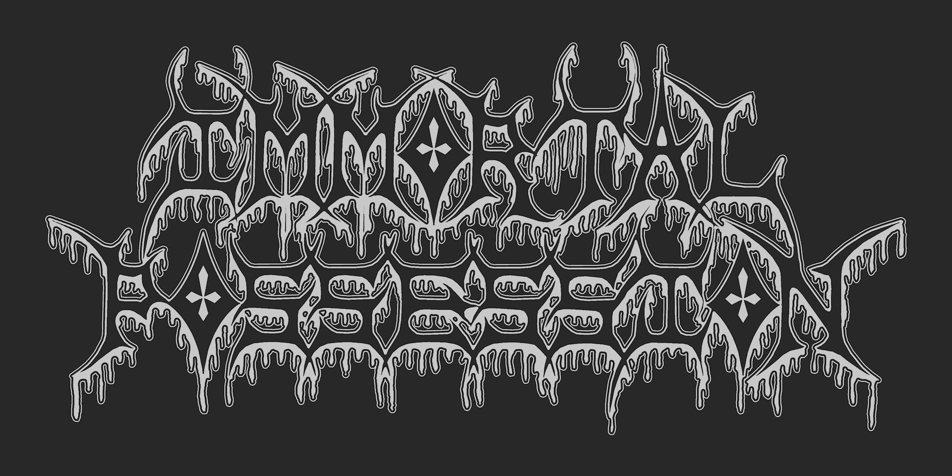 Immortal Possession band logo