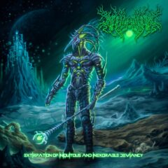 Cover for Extirpation of Iniquitous and Inexorable Deviancy