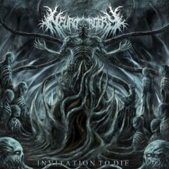 Album cover for Invitation To Die by Neurosurgery