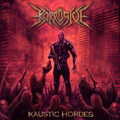 Cover art for Kaustic Hordes