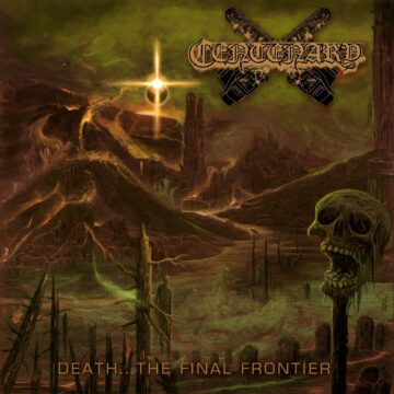 Cover art for Death...The Final Frontier