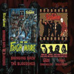 Artwork layout for Bringing Back the Bloodshed