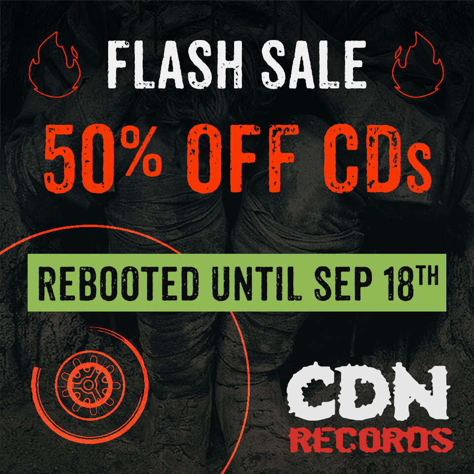 Graphic for rebooted flash sale