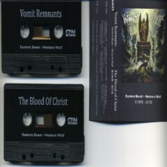Eastern Beast, Western Wolf cassette layout